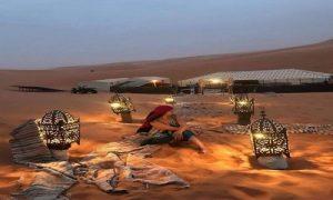 1 Night In Merzouga Desert