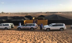 Camel Trek 2 Nights In Desert Camp